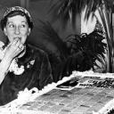 MAMIE EISENHOWER'S CHOCOLATE MARBLE COOKIES