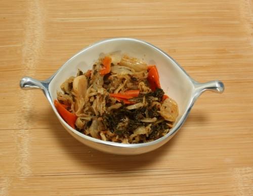 Kale Kimchi 1