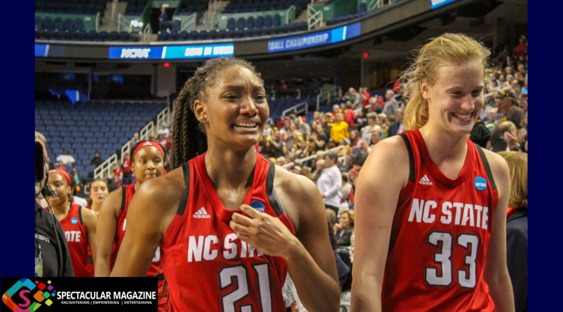 a0ed81ea5001 Iowa Women s Basketball Knocks Out NC State in Sweet 16 -
