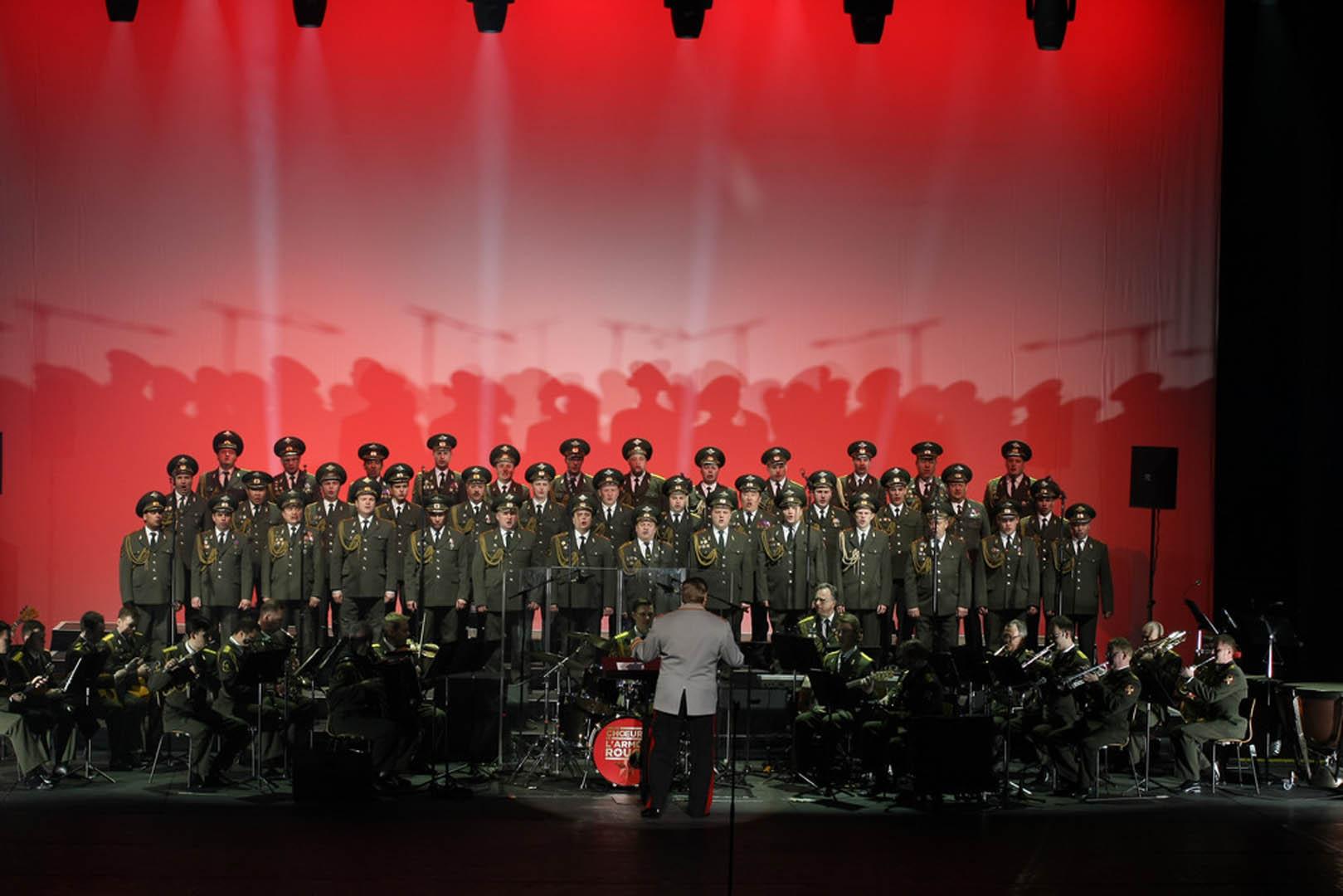 2013.03.20-CHOEURS ARMEE ROUGE-ARENA-GENEVE