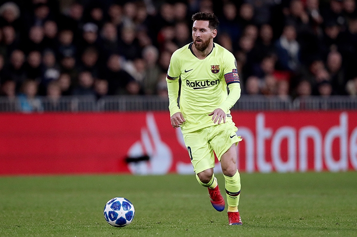 is lionel messi the