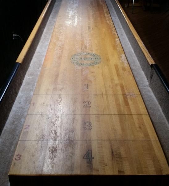 shuffle board 2