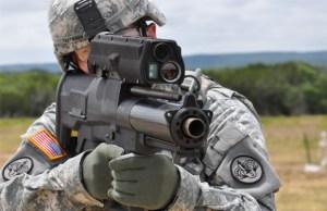 XM25 Smart Grenade Launcher