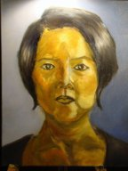 Prissy Self-Portrait
