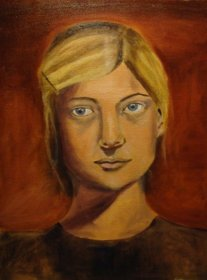 Sarah Self-Portrait