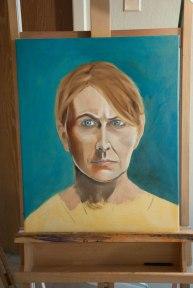 Susan Self-Portrait