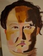 Pim Self-Portrait, Day 1