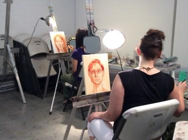Art League Houston Students