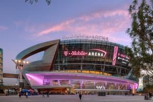 T-Mobile Arena - Las Vegas