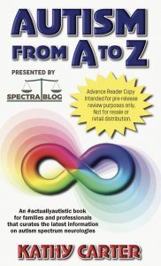 Autism from A-Z by Kathy Carter