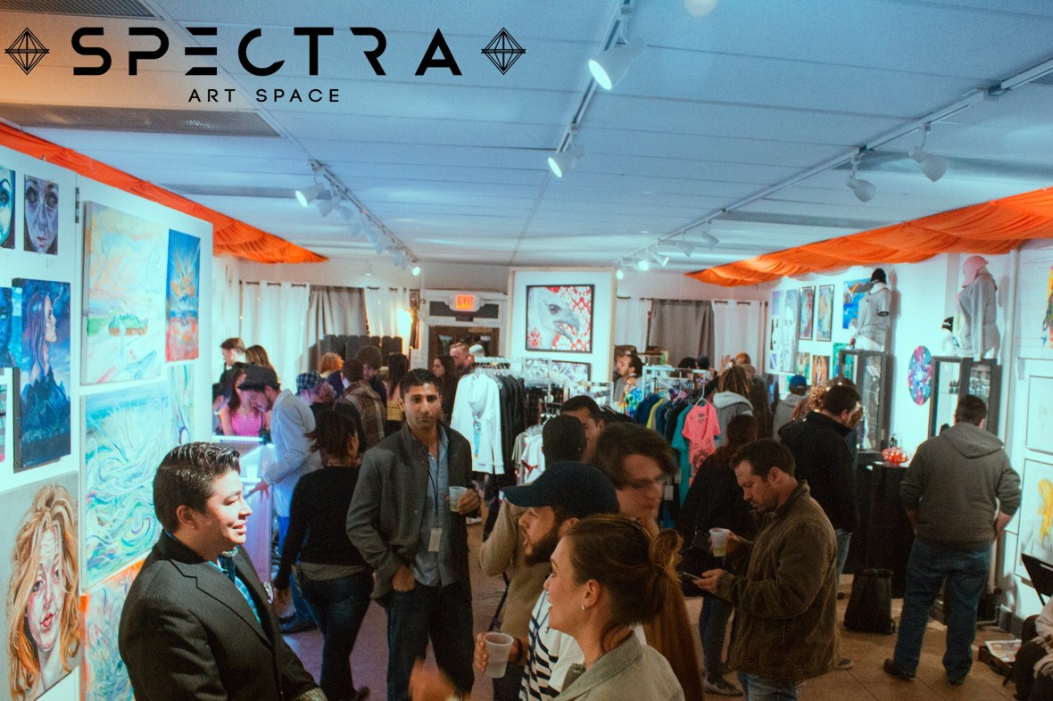Spectra Art Space Event