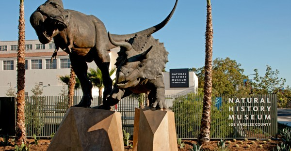 La Natural History Museum Los Angeles