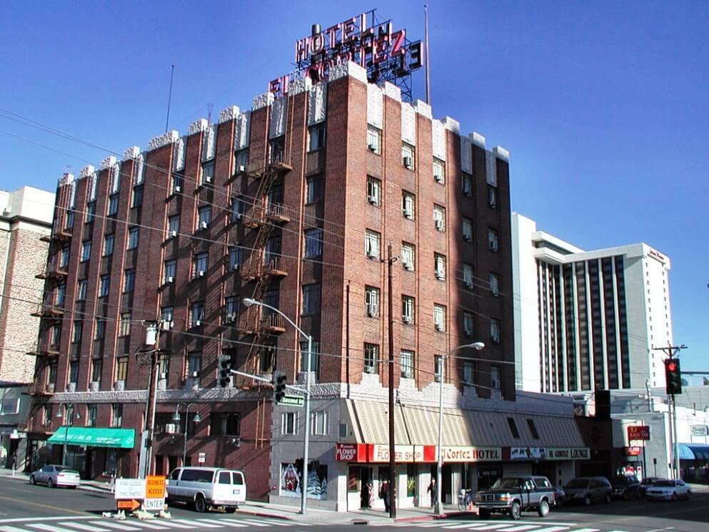 El Cortez Hotel  Spectra Company