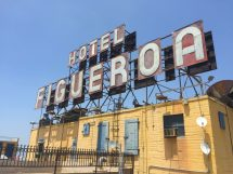 Hotel Figueroa Spectra Company