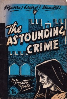 YORKE The Astounding Crime