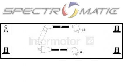 SPECTROMATIC LTD: 73571 ignition cable leads kit HONDA
