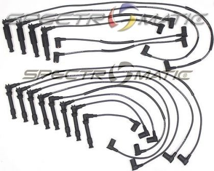 76017 кабели PORSCHE 911 3.6 CARRERA IGNITION WIRES SET