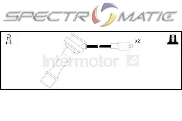 SPECTROMATIC LTD: 73993 ignition cable leads kit SUZUKI