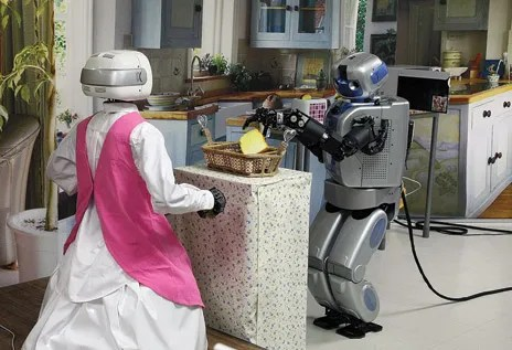 kitchen robot faucet for a in the ieee spectrum photo yuriko nakao reuters