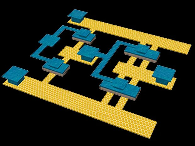 Integrated Circuits Are The Little Black Chips Found All Over
