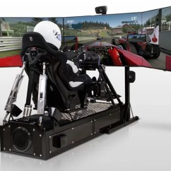 Flight Simulator Chair Motion High Seat For The World's Most Dangerous Driving - Ieee Spectrum