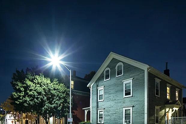 led streetlights are giving neighborhoods the blues ieee spectrum