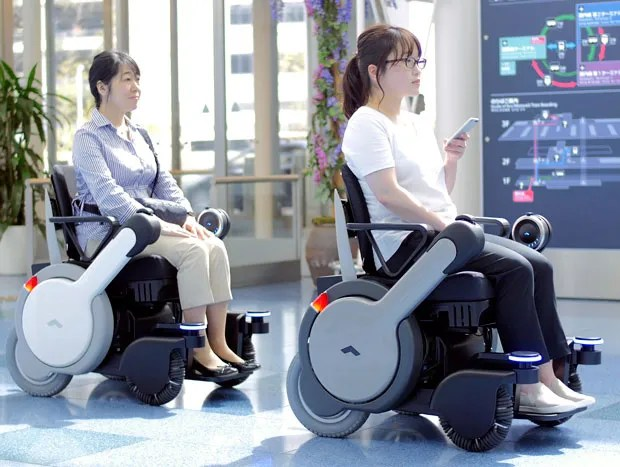 wheelchair uber argomax mesh ergonomic office chair (em-ec001) lidar-equipped autonomous wheelchairs roll out in singapore and japan - ieee spectrum