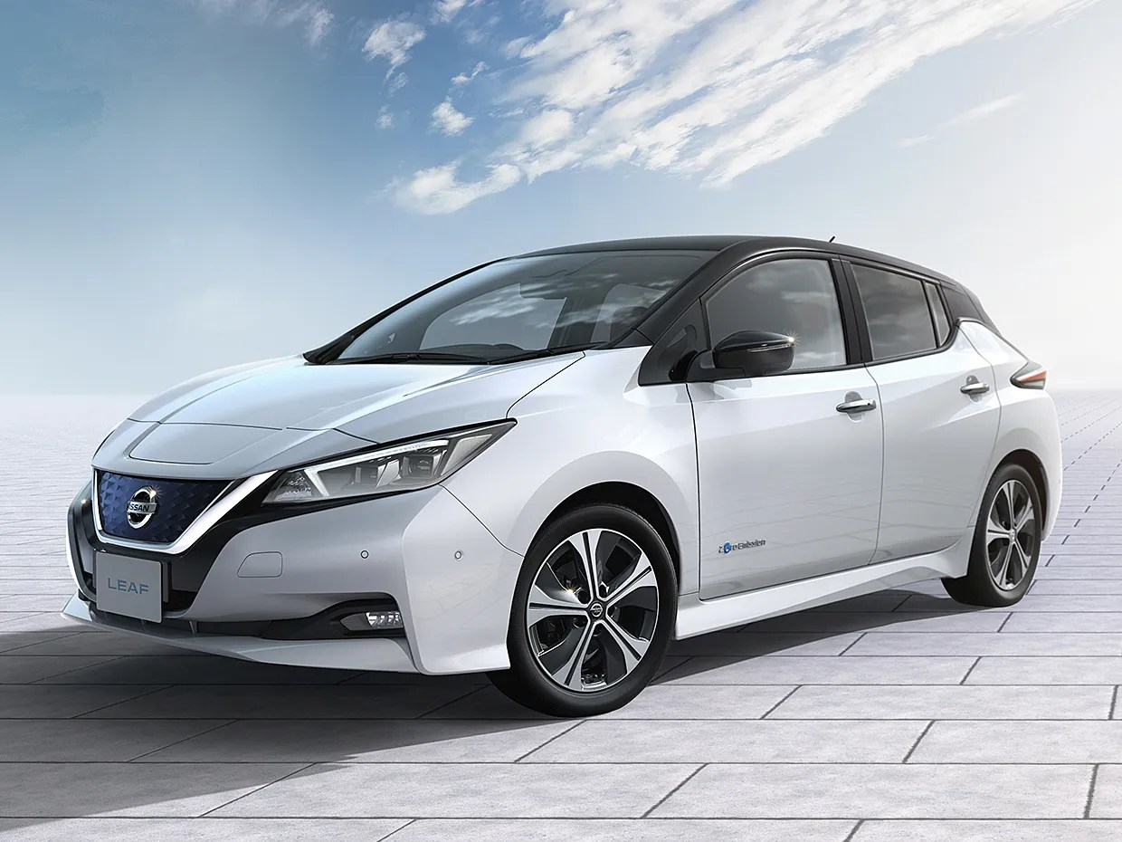 2018s Top 10 Tech Cars Nissan Leaf Ieee Spectrum