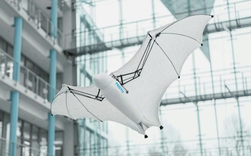 small resolution of festo bionic megabat robot