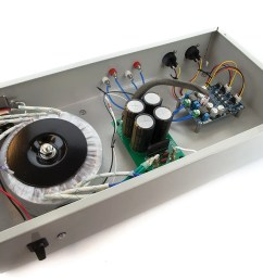 build your own professional grade audio amp on the sort of cheap [ 1240 x 930 Pixel ]