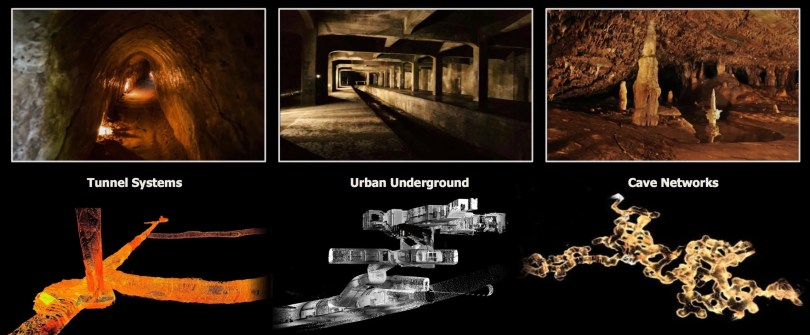 DARPA SubT: Current technologies fail to provide rapid and actionable situational awareness of the diverse subterranean operating environment