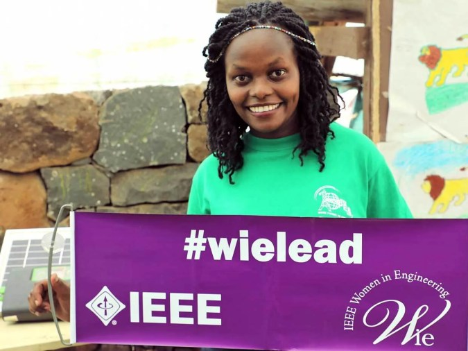 This Engineer Has Made Rural Electrification in Kenya Her Mission