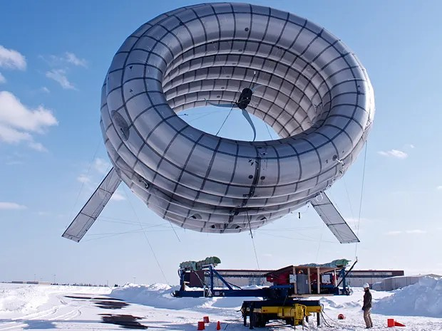 Photo: Altaeros Energies