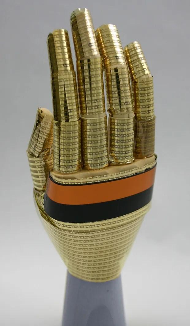 a golden glove