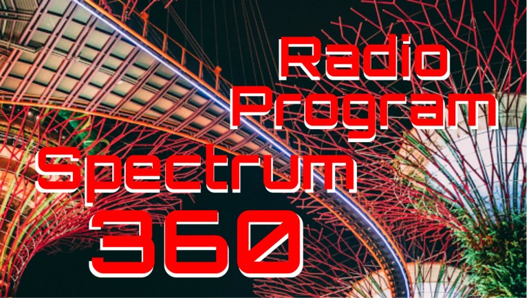 Image- Header- Radio Program Spectrum 360