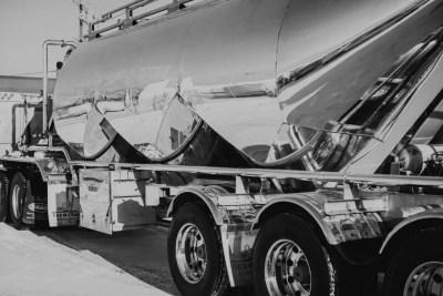 Tremcar Dry Bulk Tanker