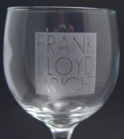 Wine Glass Engrave