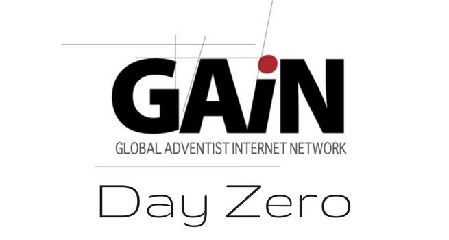 GAiN Conference Day Zero