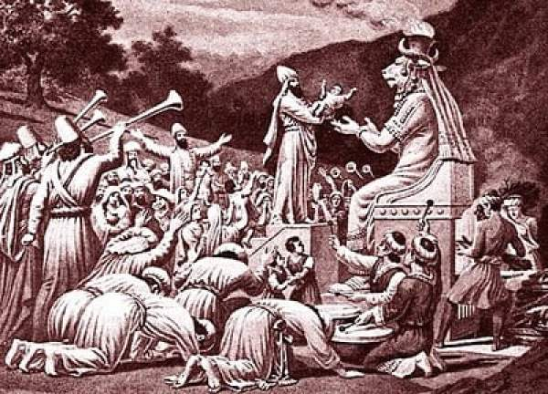 Image result for Carthaginian god Baal Hammūn