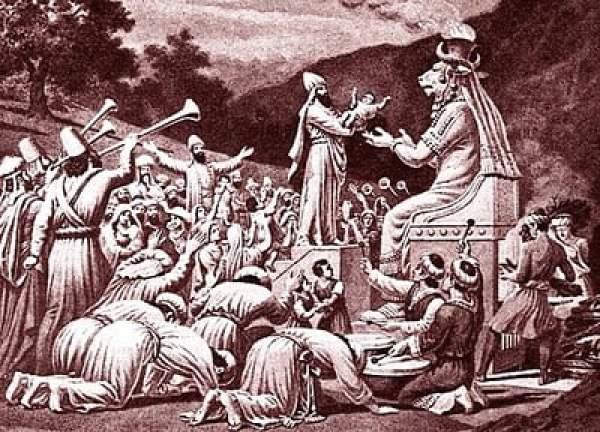 Image result for Carthaginian god Baal Hammūn