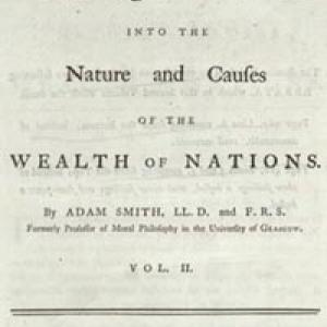 """The Disappearance of Adam Smith's """"Invisible Hand"""""""