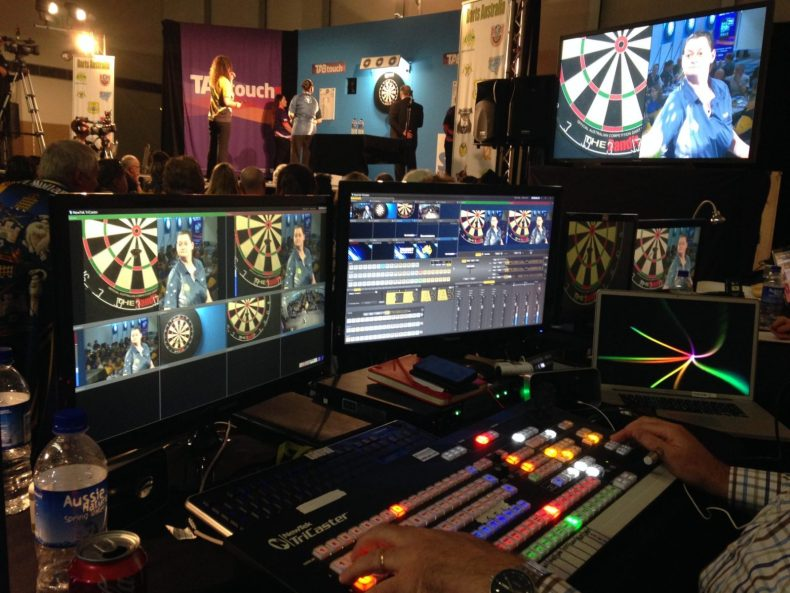Spectrum TV Live Webcast Darts