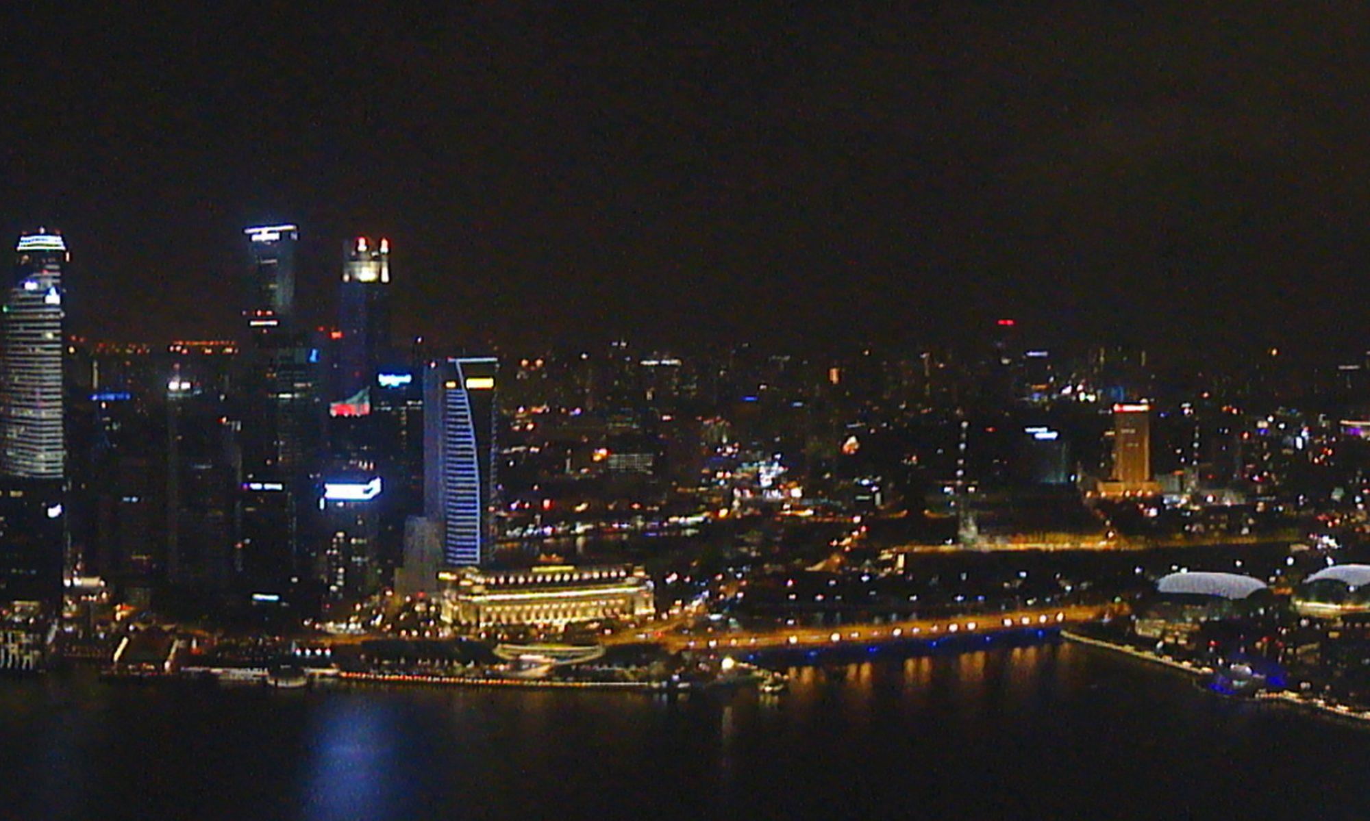 Singapore Night Shot