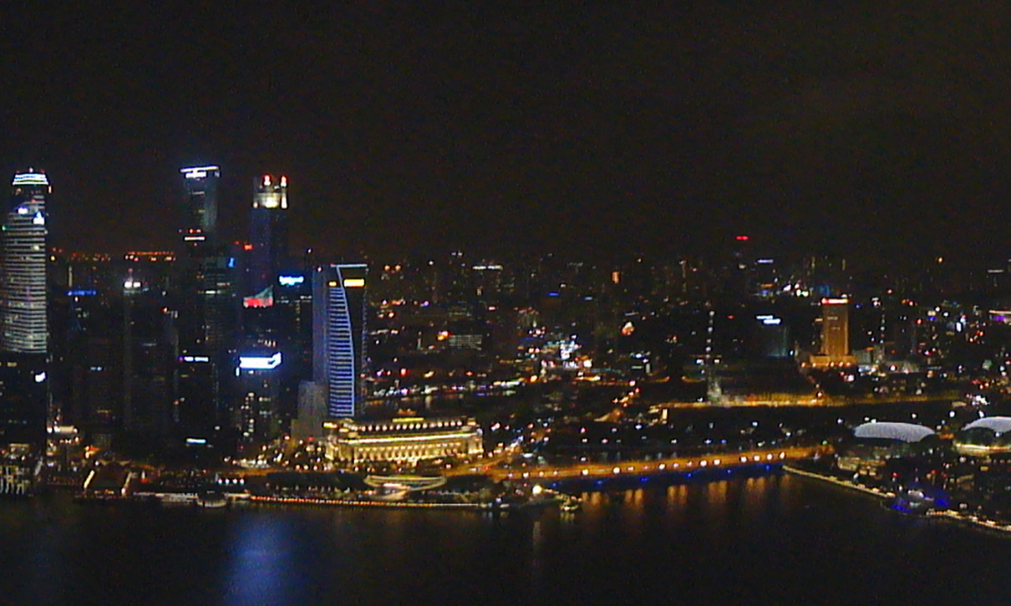 Singapore Night Shot