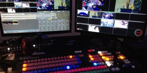 Spectrum TV Newtek Tricaster Video Mixer
