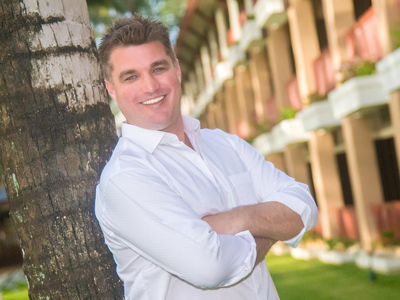 Spectrum TV Director Harry Miller