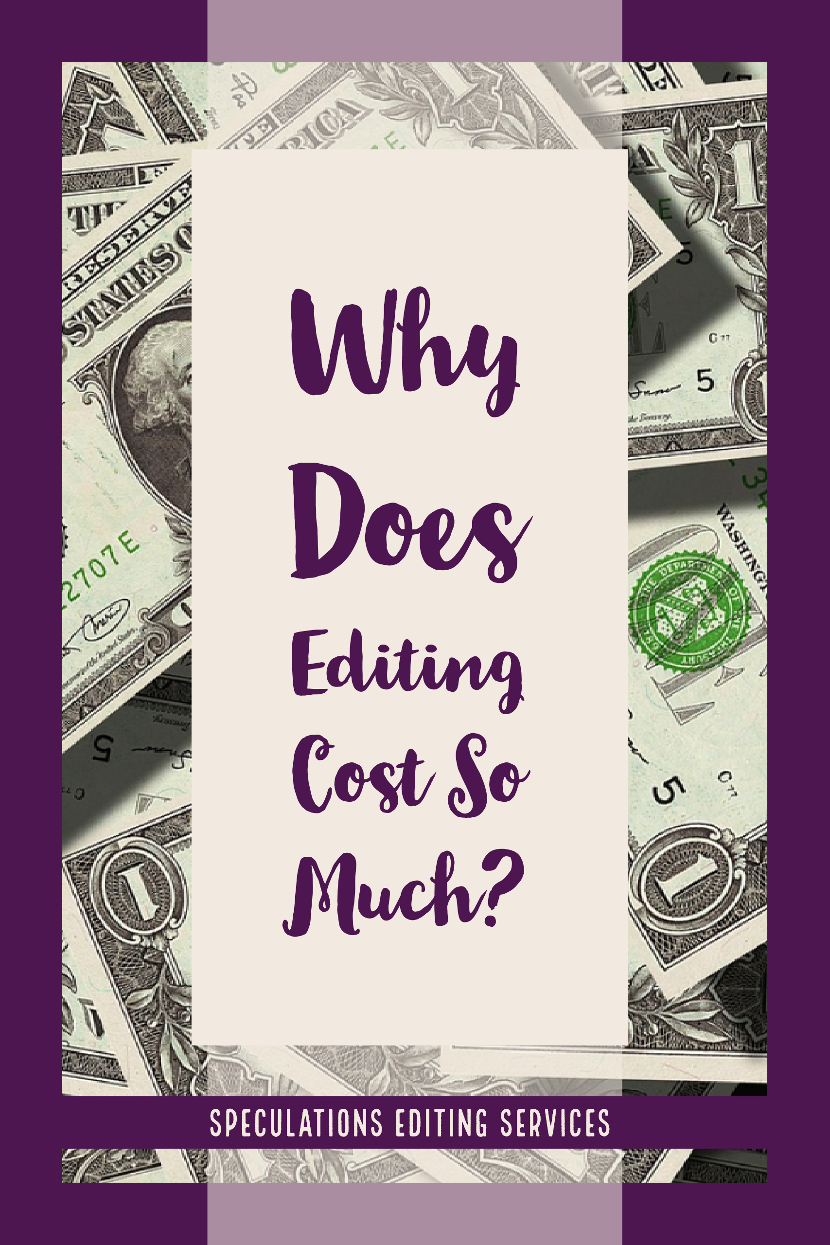 editing costs