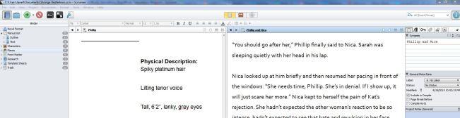 scrivener review, scrivener