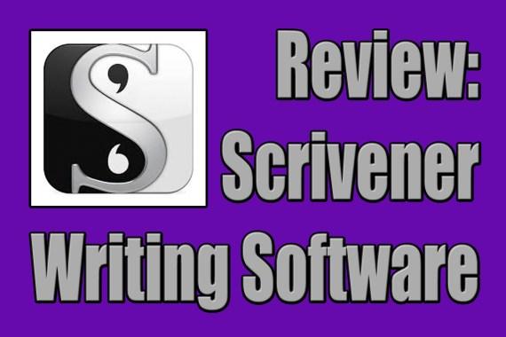 REVIEW: Scrivener Writing Software