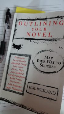 Book Review: Outlining Your Novel by K. M. Weiland